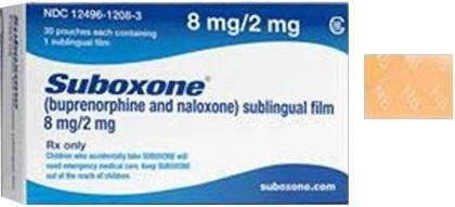 Suboxone package