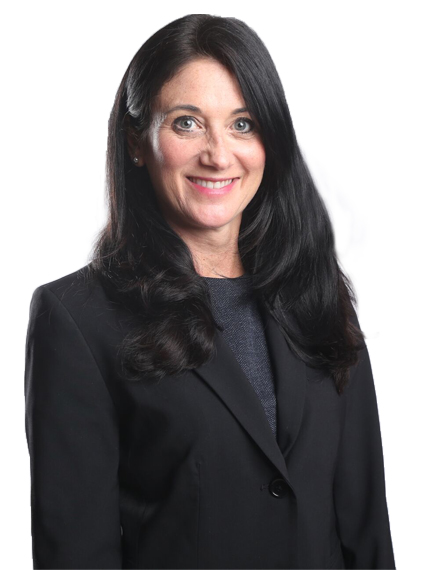 Gina Intrepido-Bowden, Senior Director